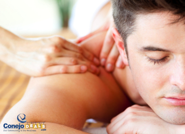 $35 for 75-Minute Deep Tissue or Swedish Massage at The Remedy Spa Simi Valley! (Value $95)