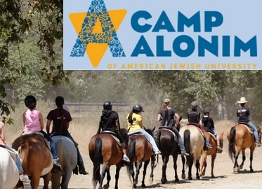 Summer Camp in Simi! Get 3 or 5 Full Days of Gan Alonim Day Camp on 2700 Acres With Horseback Riding, Sports, Ropes Course, Swimming, Music, and Art! May Purchase 1 Certificate For Each Camper