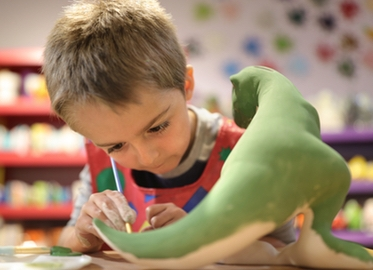 Color Me Mine in Thousand Oaks! Get $30 Worth of Pottery and Painting Time for $15 or $40 for $20. Great Family Activity!
