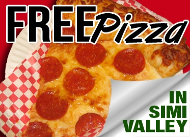 FREE PIZZA 2 Slices Of Cheese Or Pepperoni Pizza From The Dons Pizzeria In Simi