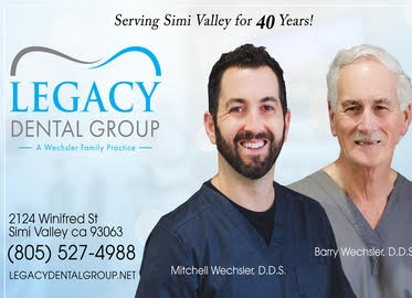 Exam, X-Rays and Teeth Cleaning at 5-Star Rated Legacy Dental Group in Simi Valley For Just $39! (Value $293)