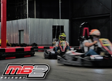MB2 Raceway in Thousand Oaks! Get 9 Junior Lap or 14 Adult Lap Races for $12! May Purchase Multiple Certificates!