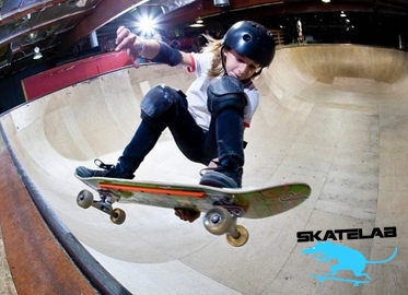 SKATELAB! $5 For 3-Hour Pass or $20 for UNLIMITED Weekly Pass at Skatelab Indoor Skate Park. May Purchase 4 Weekly Passes or Two 3-Hour Passes Per Skater. (Value $10-$50)