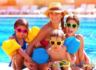 Pool Passes at Rancho Simi Community Pool! 5 Admissions for $7.50 OR 10 Admissions for $15! (Up to $30 Value)