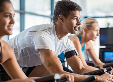 $29 for One Month of Unlimited Spin Classes at Dew Coach Fitness and Training Facility!($99 Value)