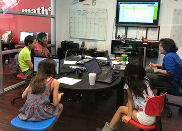 Computer and Math Classes at Sandbox Computers for Kids in Thousand Oaks and Simi Valley! May Purchase One Certificate Per Child! Computer Classes Include Game Programming, Digital Art, and Robotics. (Value $171-$299)