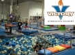 2-Hour Gymnastics Party For Boys and Girls Ages 5 and Up at Victory Gymnastics Academy or Parents Night Out! Party is $149 for up to 18 Kids; Parents Night Out if $12 Per Child Including Dinner!